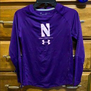 New Northwestern Univ. Wildcats Under Armour!!